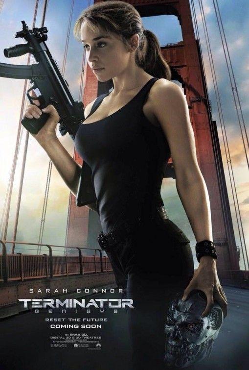 terminator_genisys_emilia clarke poster