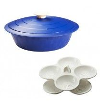 daffodil cook n serve casserole with 2