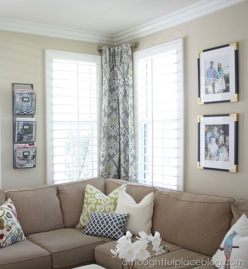 Love All The Diffe Patterns In Pillows Diy Br Frames Hb Knock Off