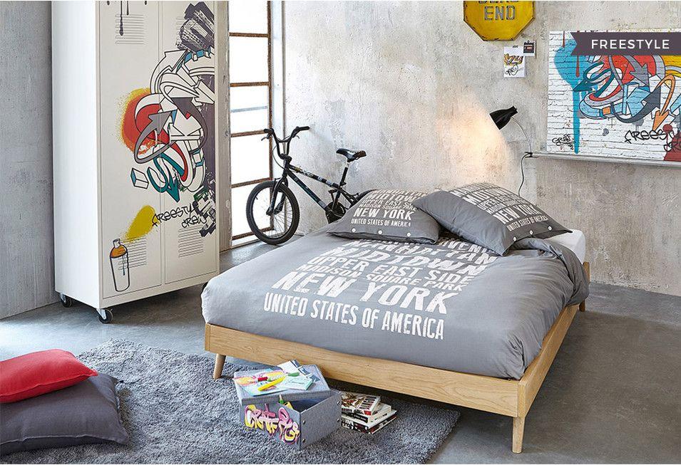 Kleuren Slaapkamer Jeugd : Dormitorio de niño muebles e ideas de decoración maisons du