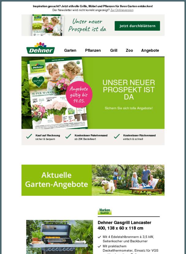 Lieber Dehner Kunde Unsere Prospekt Angebote Sind Da Wohnengarten Https Deal Held De Lieber Dehner Kunde Unsere Pros Kunde Angebote Garten Pflanzen