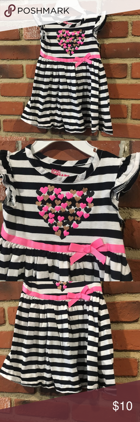 5 For 25 Baby Girl Dress Sz 2t Baby Girl Dress Girls Dresses Clothes Design [ 1740 x 580 Pixel ]