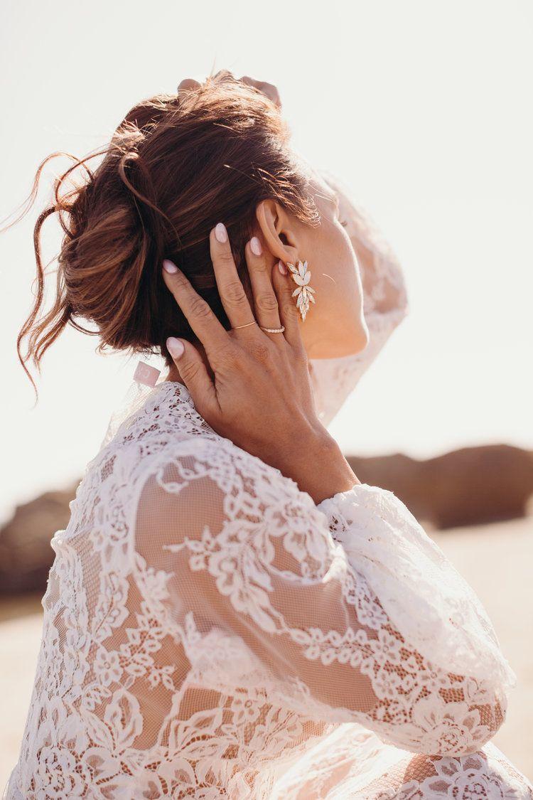 wedding boudoir photo