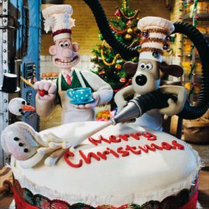 Wallace and Gromit! Wouldn't this make the cutest card? | Holidays ...