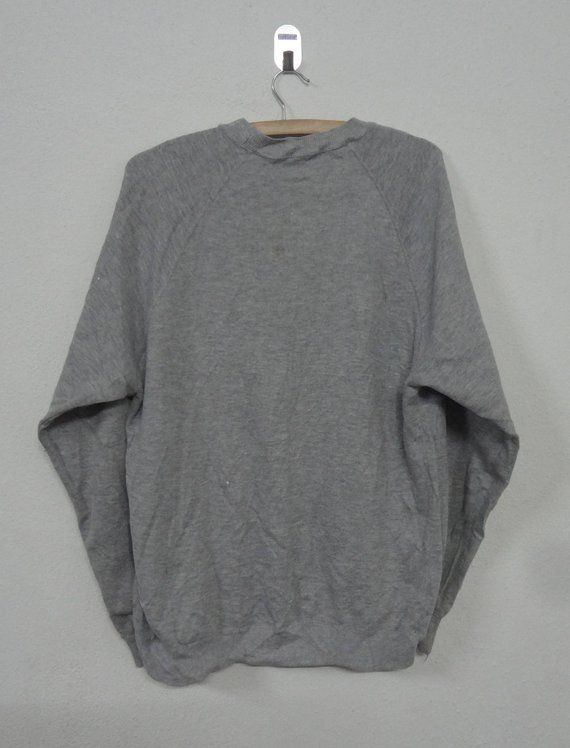 a7a1e13e6 Vintage 90s Greenwich Polo club Sweatshirt Black Big Logo | Products ...