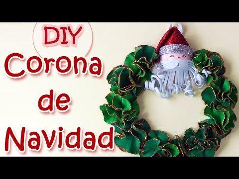 Manualidades Para Navidad Angelito Navideno Super Facil - Videos-de-manualidades-para-navidad