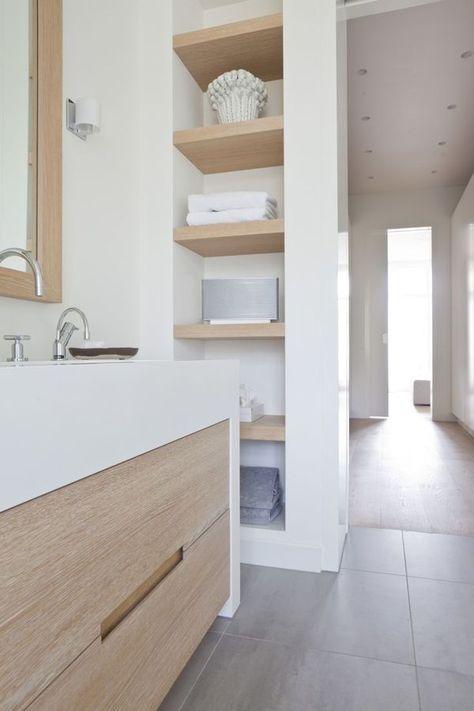 Muebles Pladur / 8 Muebles Auxiliares Para El Baño (DIY U0026 Obra)  #hogarhabitissimo