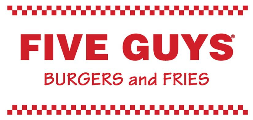 Image result for 5 guys logo