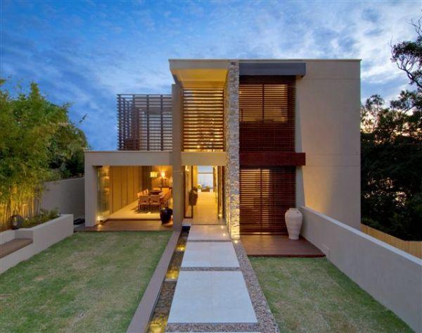 Casas contemporaneas peque as buscar con google for Arquitectura casas pequenas