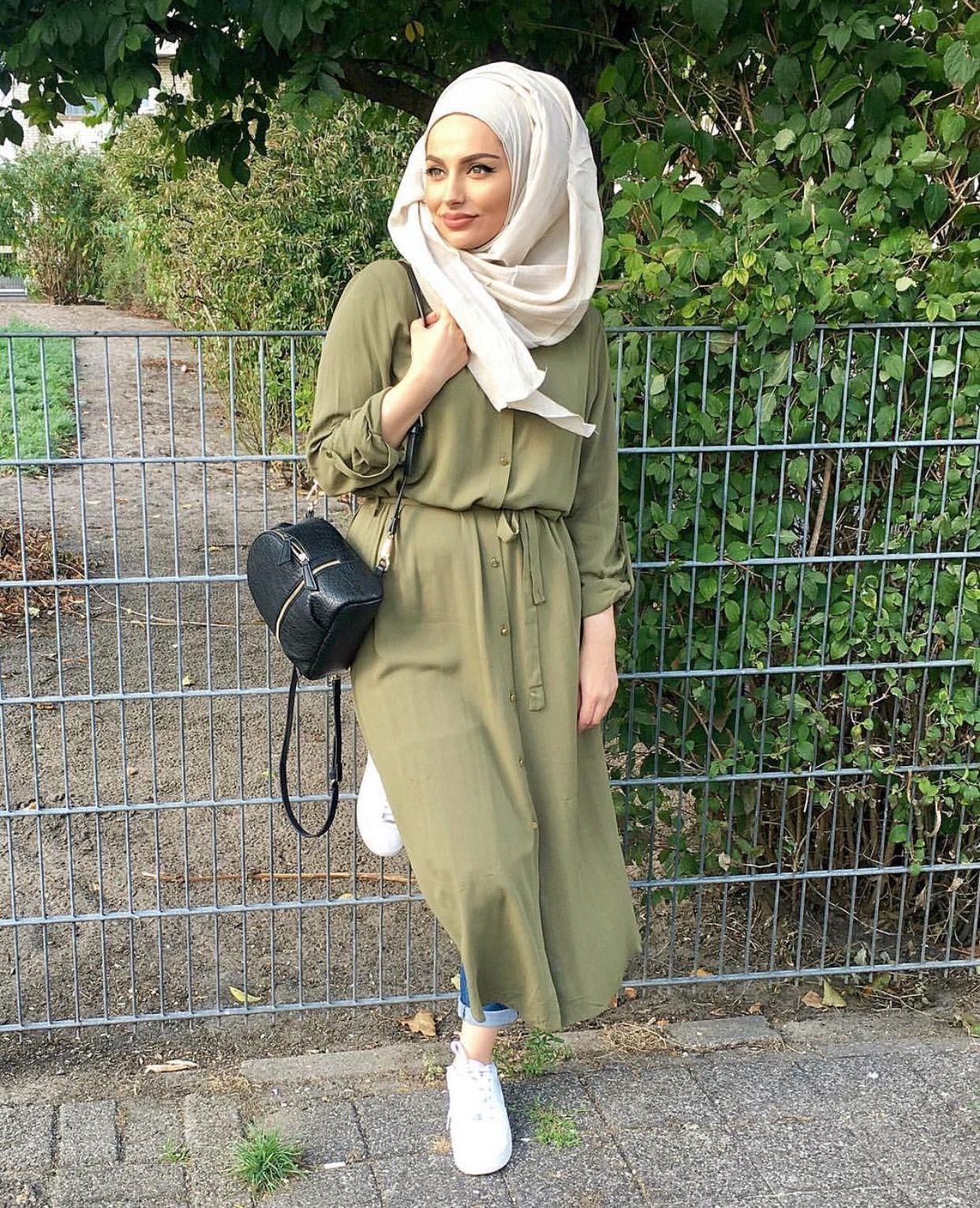 Pinterest @adarkurdish | Muslim fashion hijab, Hijab ...