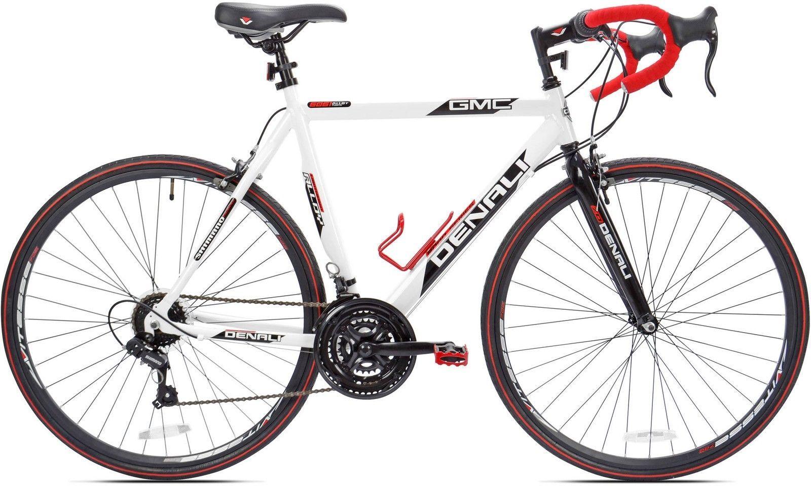 New Gmc Denali Road Bike 21 Speed 22 5 Aluminum Frame Men Bicycle