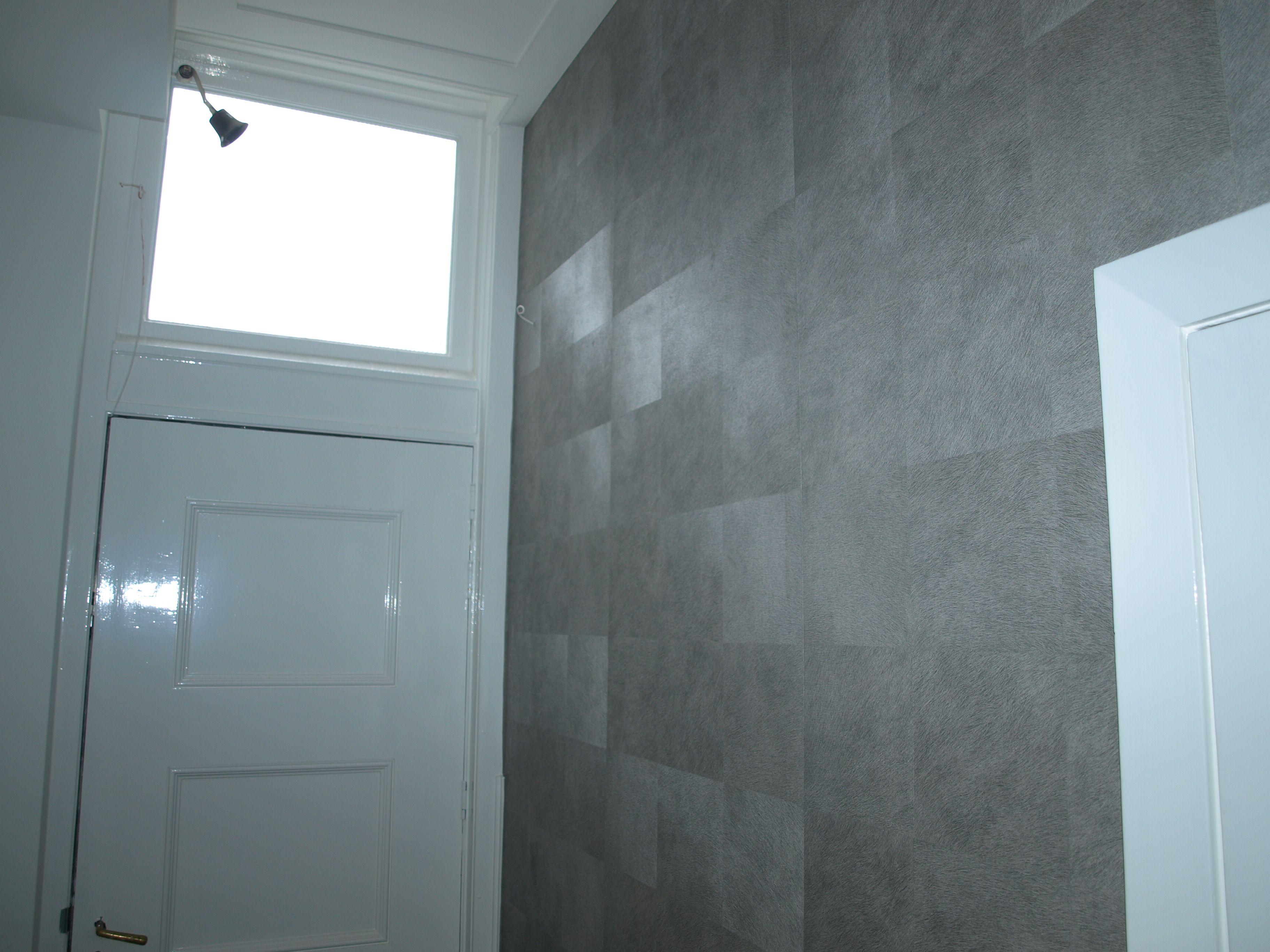 Gang voorzien van elitis behang slaapkamer pinterest - Behang ingang gang ...