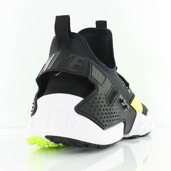 Nike Air Huarache Drift Volt Amazing  Negro Blanco Zapato Amazing Volt Inspiration 44b709