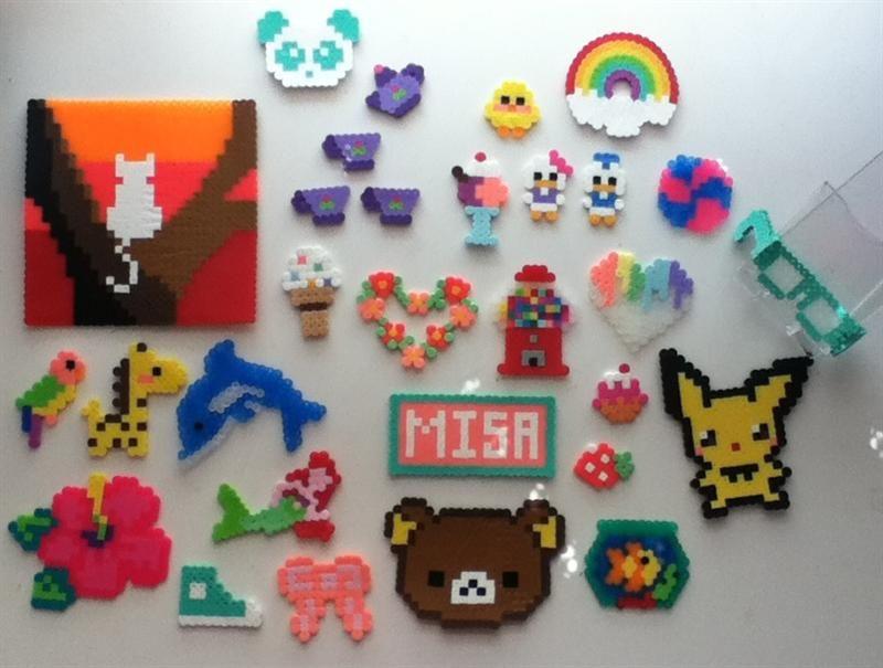 Perler beads crafts by Misa O. - Perler® | Gallery
