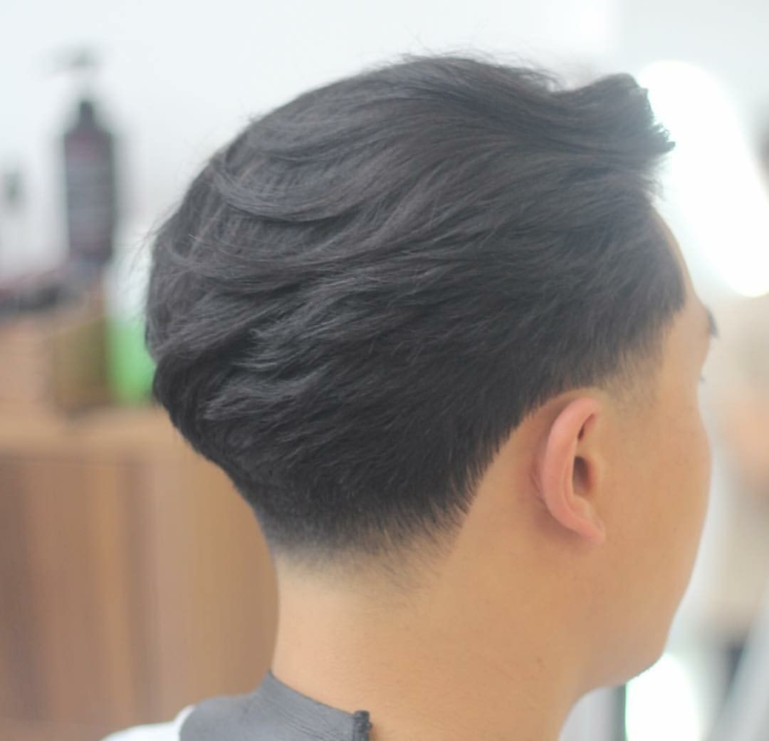Avedaibw Avedamadison Low Fade Long Hair Tapered Hair Thick Hair Styles