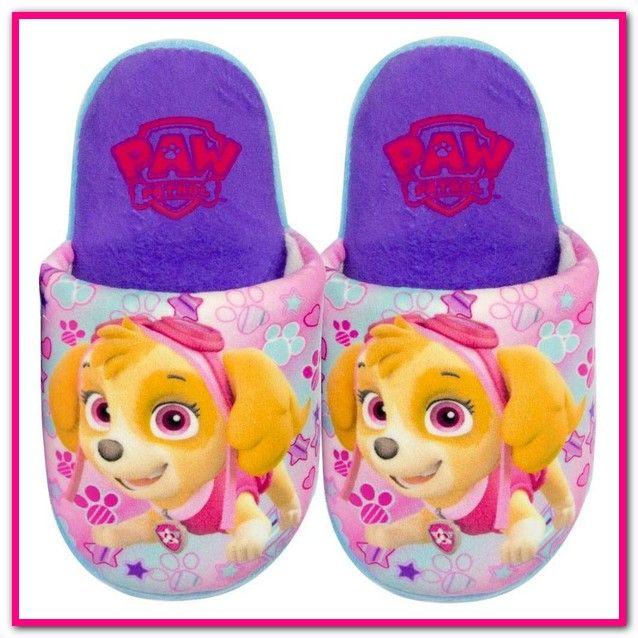 Paw Patrol Hausschuhe Mädchen Paw Patrol Kinder Schuhe auf
