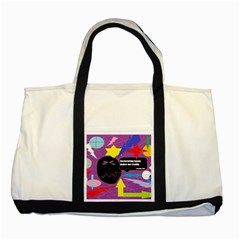 Excruciating Agony Two Toned Tote Bag from Fun With Fibro