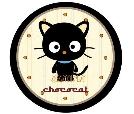 Chococat Wall Clock