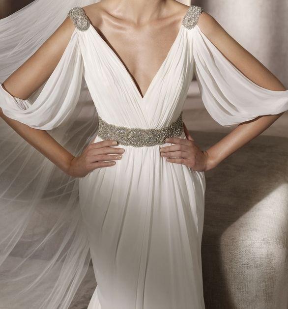 Goddess Wedding Gown: Wedding Ideas, Planning & Inspiration