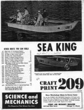 RunaboutsOutboard SeaKing