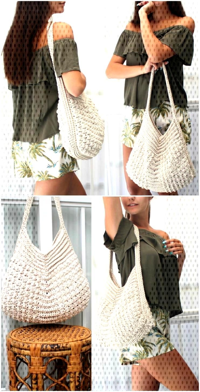 Crochet Boho Bag Pattern Collection – Ideas You'll Adore