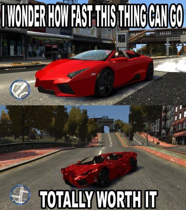 GTA Car Racing Logic