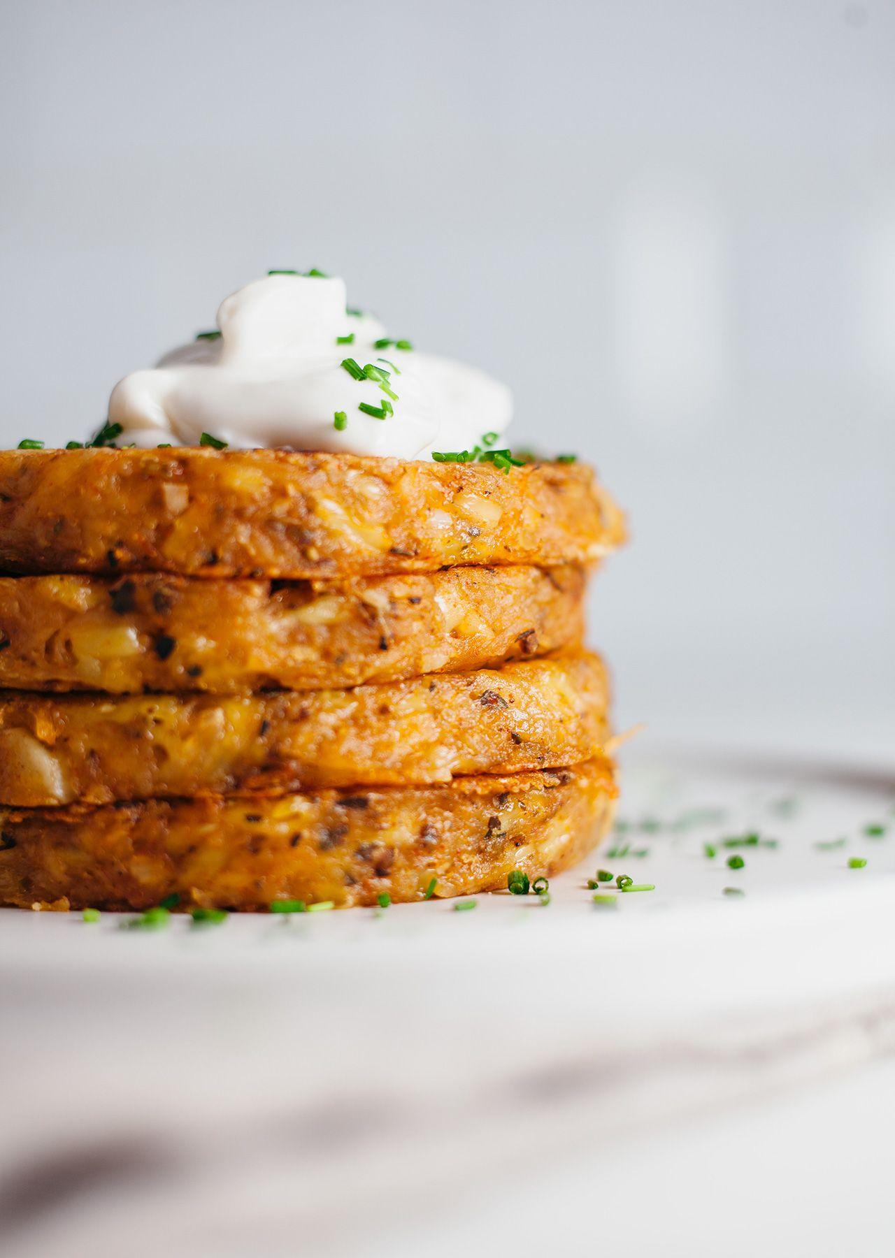 Golden Hash Browns Hashbrown recipes, Homemade hash