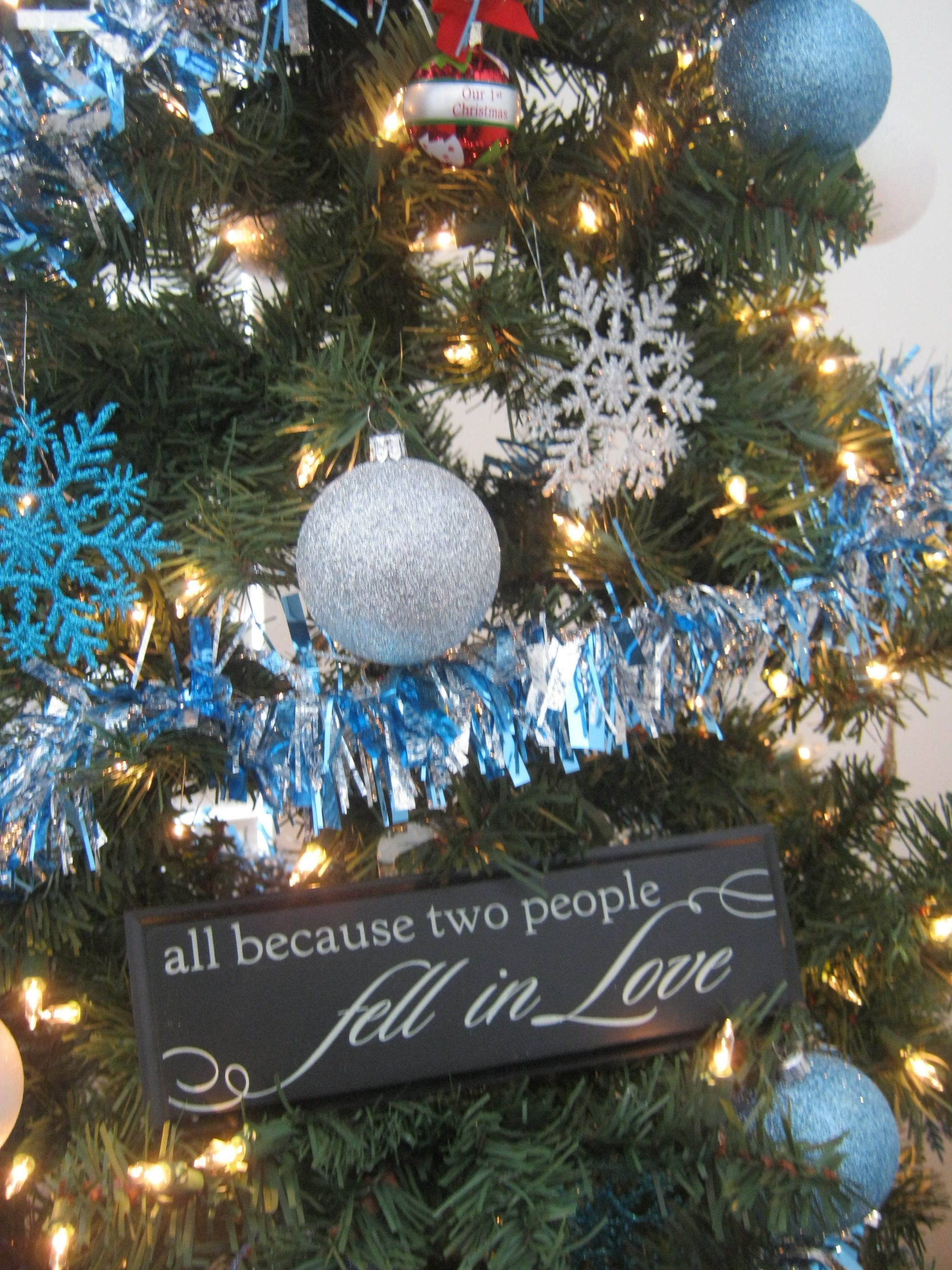 Christmas Trees Place Small Wood Quotes On The Tree As Decorations Christmas Bulbs Christmas Time Christmas Ornaments