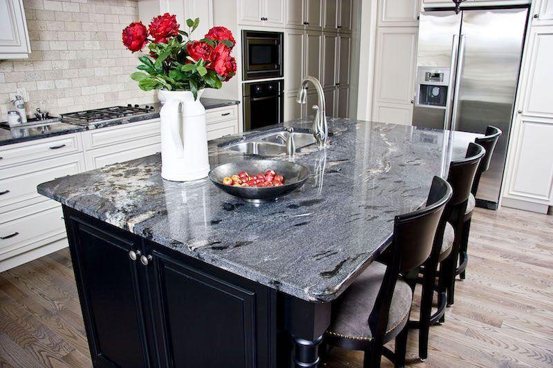 explore black granite kitchen and more - Granite Gris Cuisine