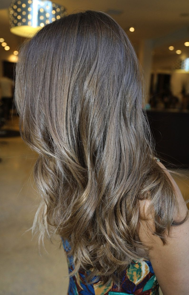 Light Ash Brown Beauty Pinterest Brunettes Light