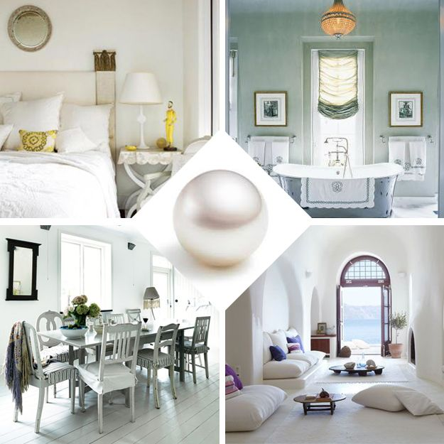 Awesome Pearl Inspired Home Decor Via Planning Pretty
