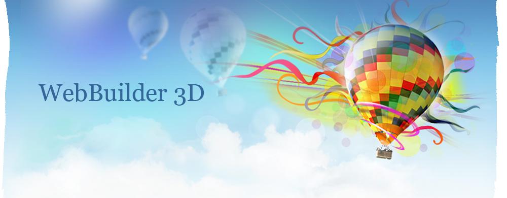 WebBuilder3D