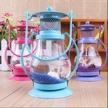 Retro Candle Holders Wedding Candelabra Aromatherapy Candle Holder For Wedding Decoration Glass Candle Lantern…