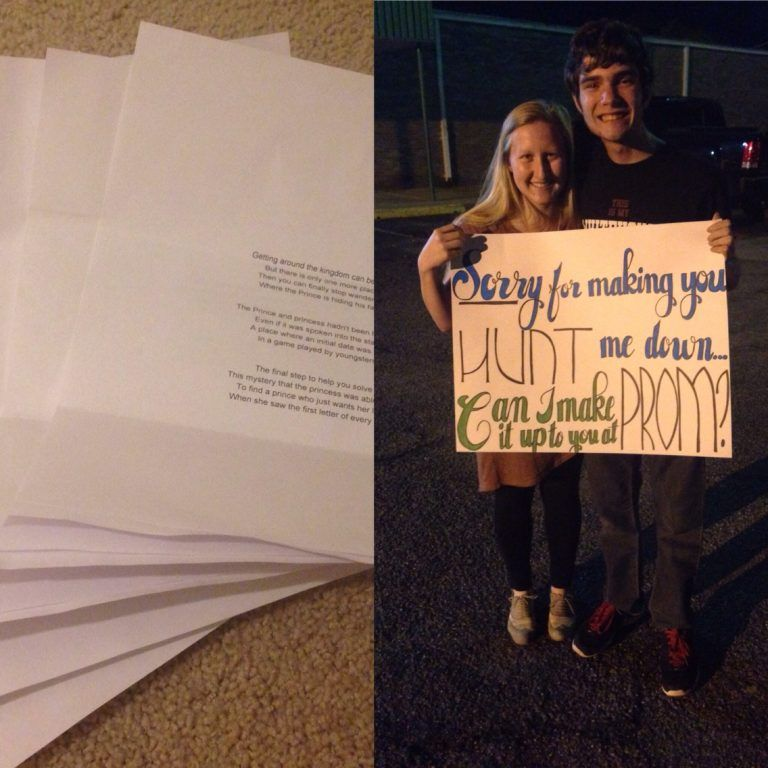 4 Ways To Ask A Guy To Prom