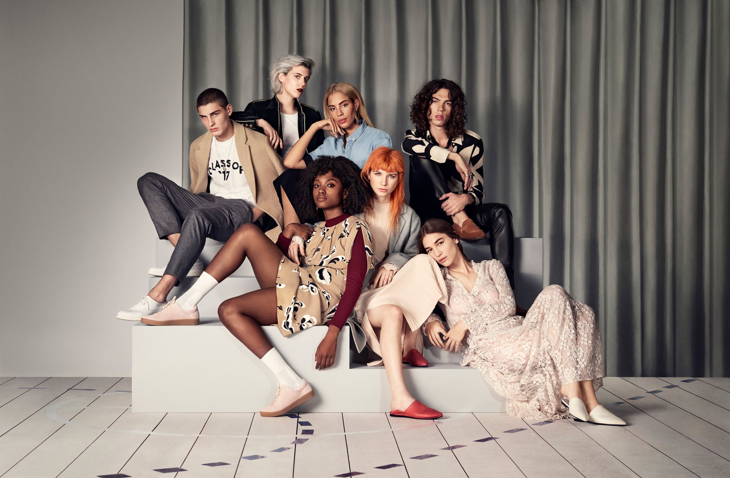CLASS OF `17 - Young, self-made and creative - meet the next generation of talents setting their own rules.