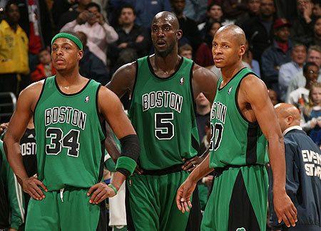 Boston Big 3....... | Boston celtics, Nba trade rumors, Boston sports