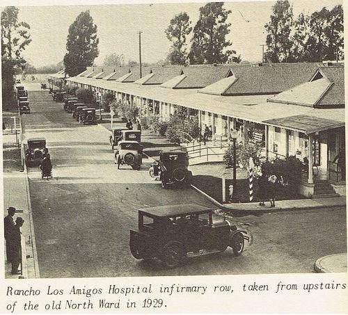 Rancho Los Amigos-1929-opened To