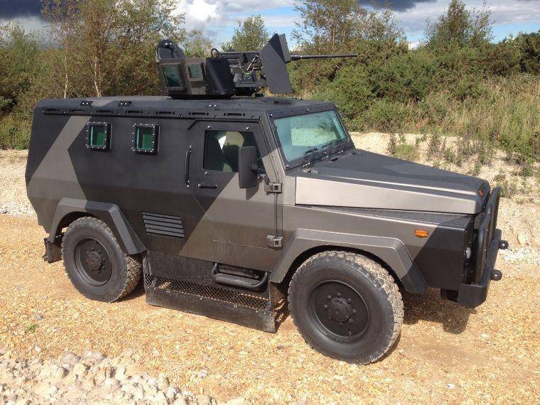 OVIK Overlord M-Tav Armoured Vehicle