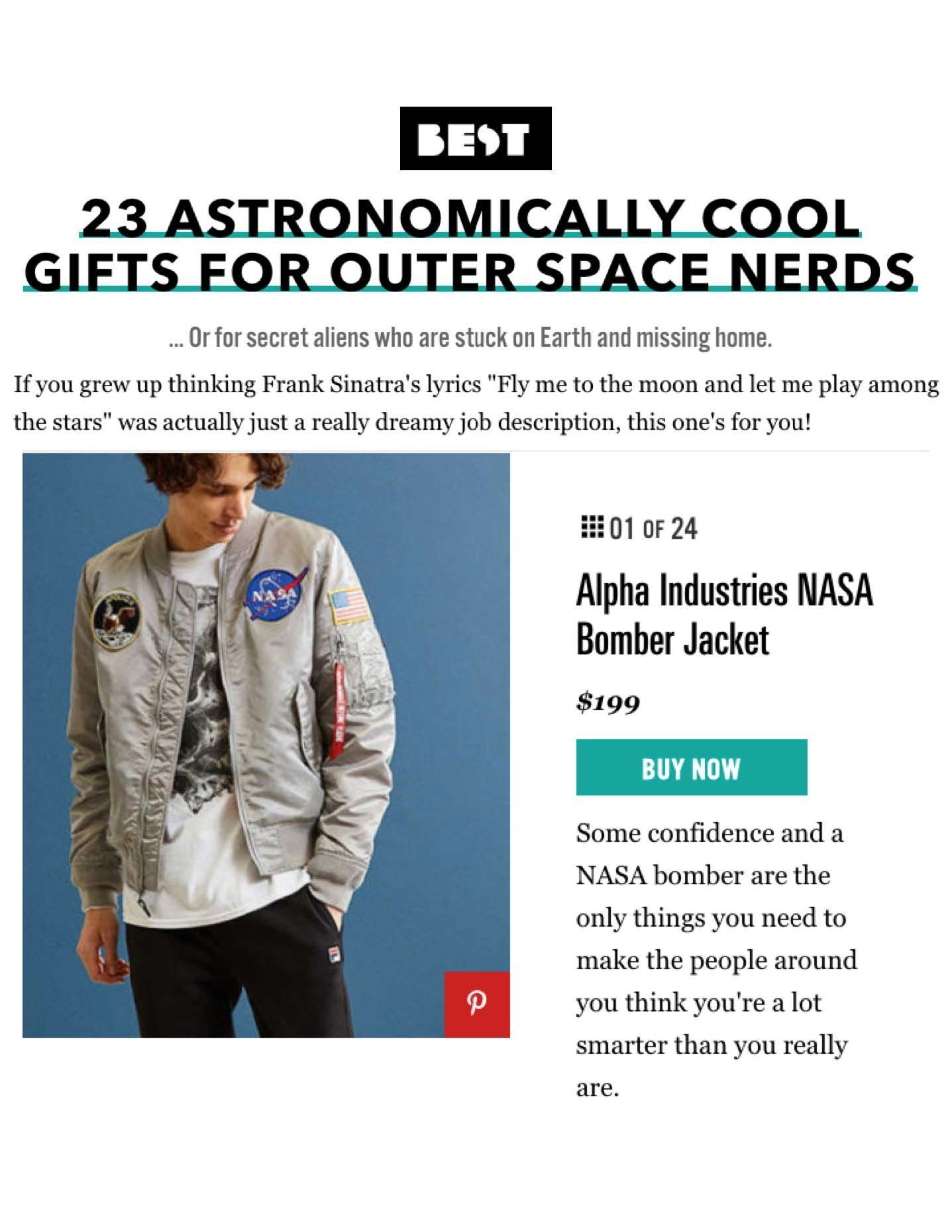 9b95cdae0 23 Astronomically Cool Gifts for Outer Space Nerds | In The News ...