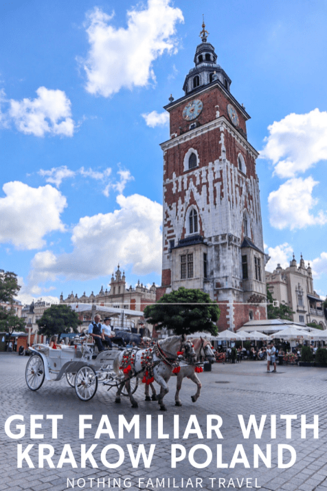Krakow Poland A Travelers Guide to the City