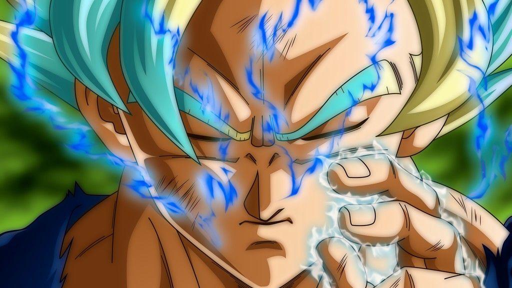 Goku Super Saiyajin Blue Fase 2 Dragon Ball Goku Anime Dragon Ball Super Dragon Ball Super Wallpapers