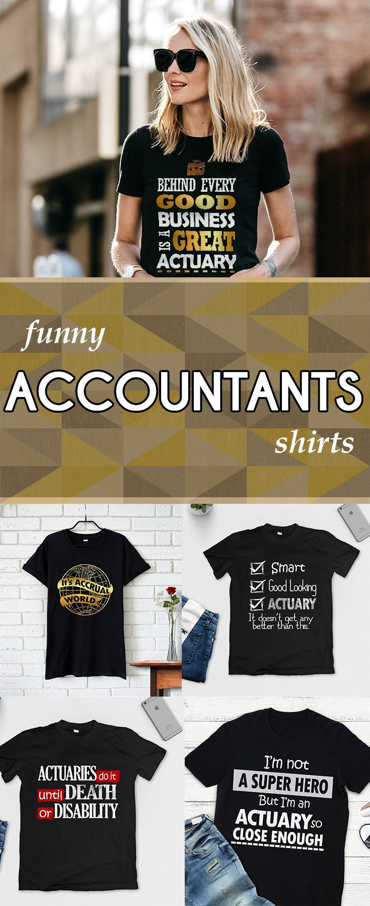 42f3dbfa14 Funny accountant shirts that every #accountant needs! Wear this to work or  school now! #accounting