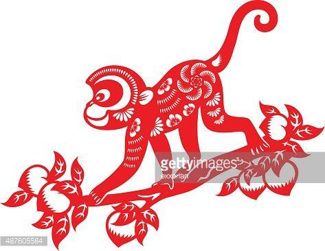 chinese new year symbol monkey google search - Chinese New Year Of The Monkey
