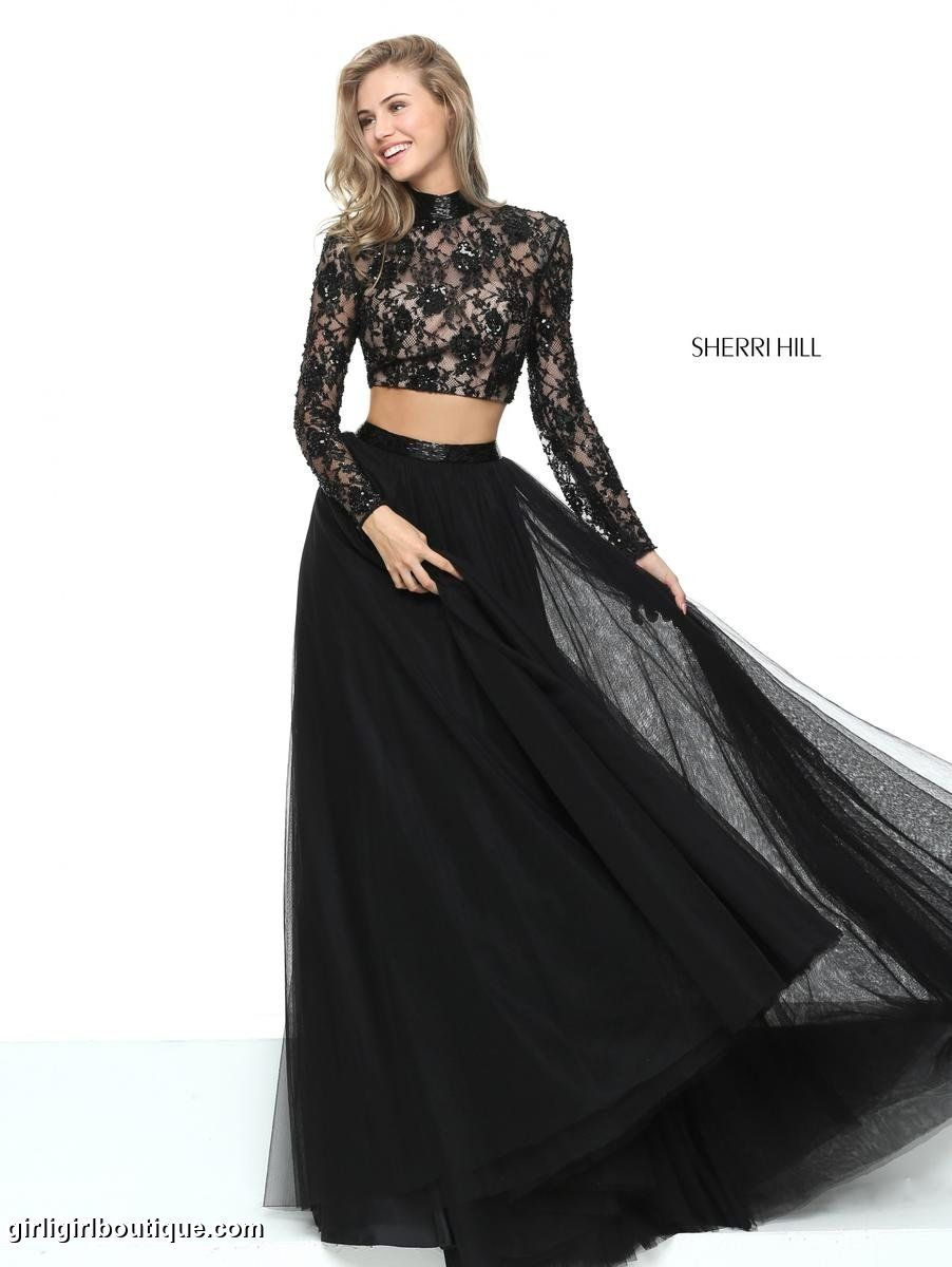 Try a long sleve topper or top with ball skirt | Style Loves ...