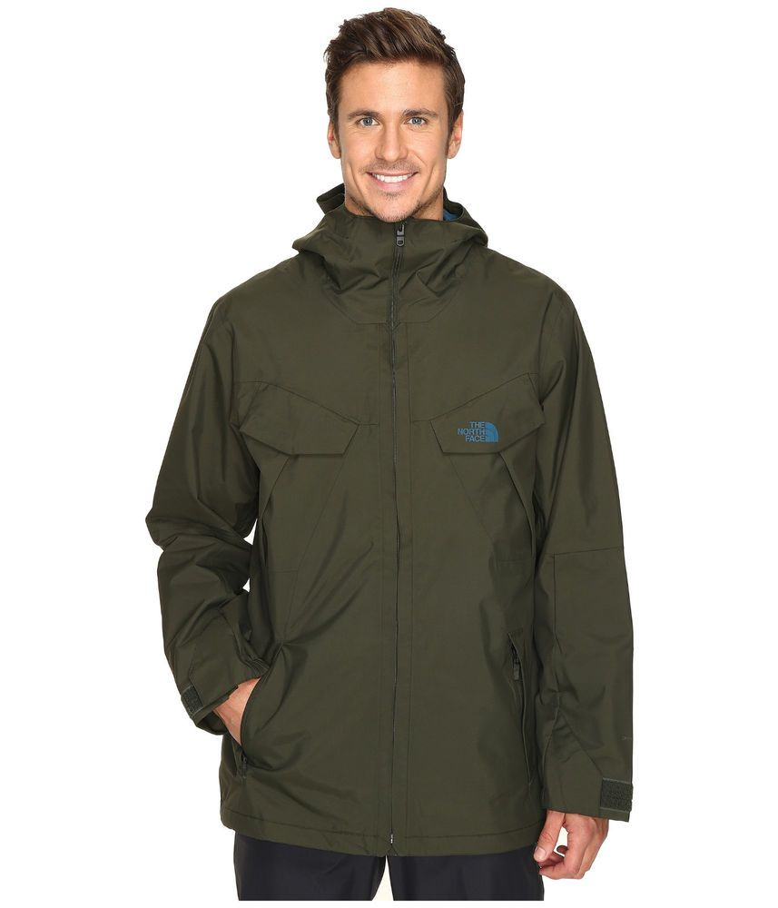614612baf NEW 2016 The North Face MEN'S BROHEMIA JACKET size M $199 SAMPLE ...