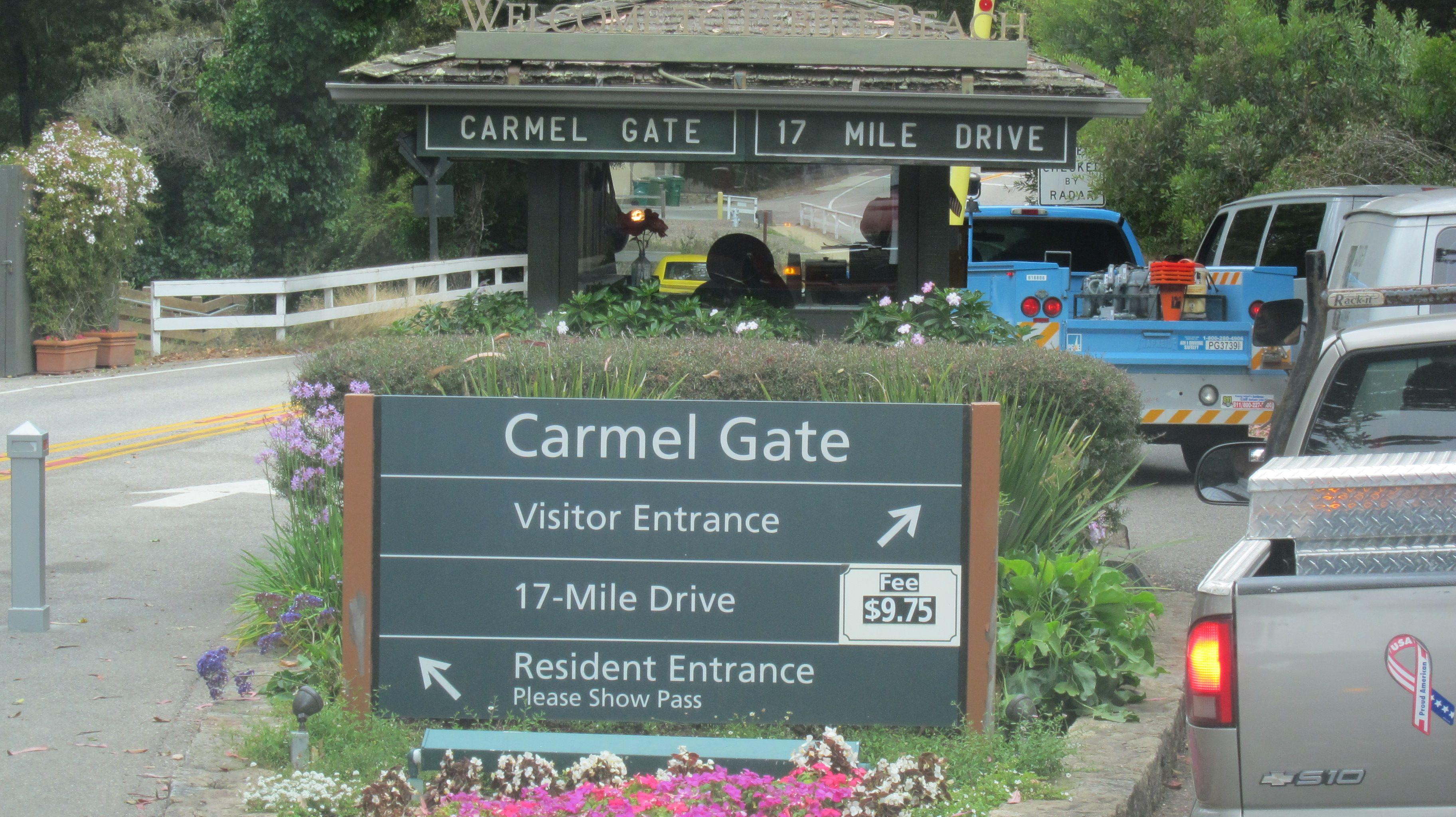 17 Mile Drive Carmel Carmel By The Sea Big Sur Pacific Coast Highway