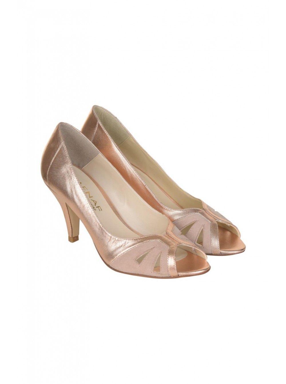 Sandales Femmes Poudre Rose Madeleine / Rose zWkfT