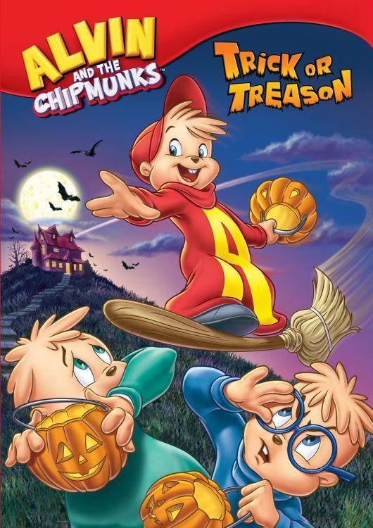3 Alvin The Chipmunks Alvin And The Chipmunks Cartoon Tv