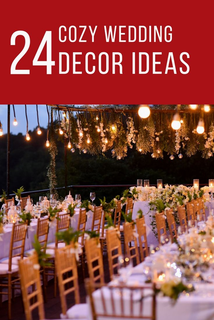 Wedding dinner decoration ideas  Decorate Your Personal Wedding Dinner Using These Up To Date
