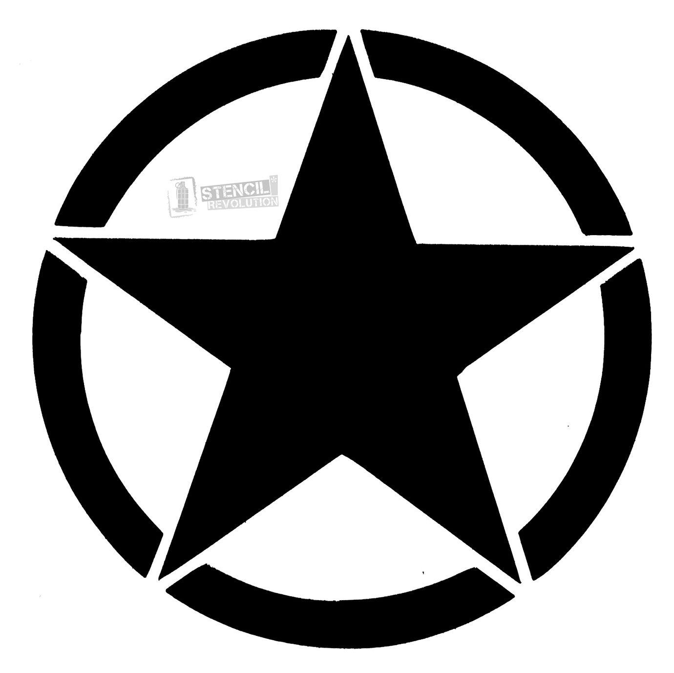 Army stencil designs for walls and crafts star stencil army stencil designs for walls and crafts amipublicfo Images